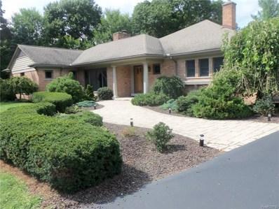 840 Harsdale Rd, Bloomfield Hills, MI 48302 - #: 21495171