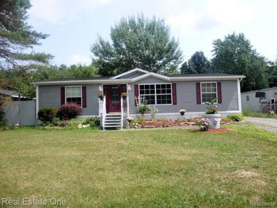 541 Cherokee Bend Dr, Howell, MI 48843 - #: 21495708
