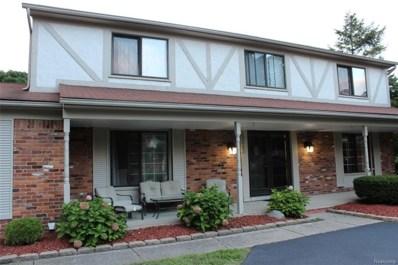 30863 N Wendybrook Crt, Farmington Hills, MI 48334 - #: 21496969