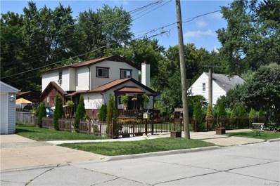 5130 Raymond Ave, Dearborn Heights, MI 48125 - #: 21496990