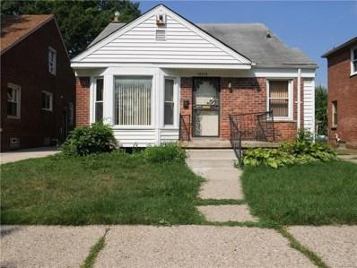 19315 Pierson St, Detroit, MI 48219 - #: 21497455