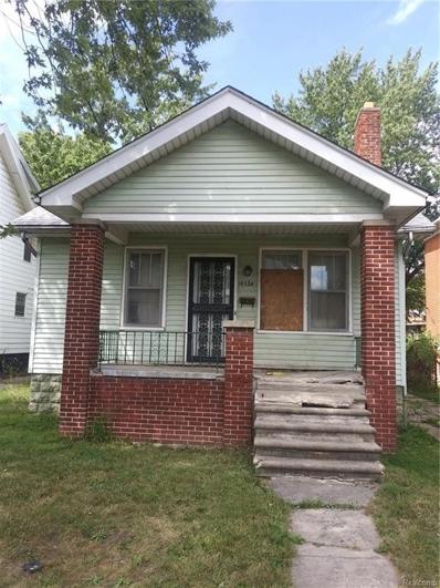10334 Violetlawn St, Detroit, MI 48204 - #: 21498625