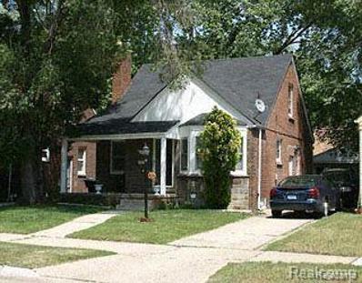 18234 Manor St, Detroit, MI 48221 - #: 21498643
