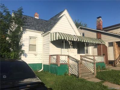 3489 Algonquin St, Detroit, MI 48215 - #: 21499958