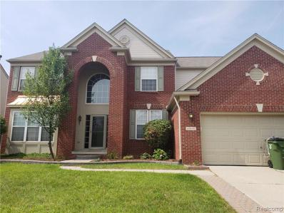 49691 Columbia Ave, Shelby Twp, MI 48317 - #: 21499972