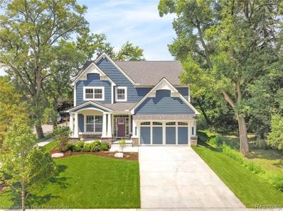3203 Prairie Ave, Royal Oak, MI 48073 - #: 21500115