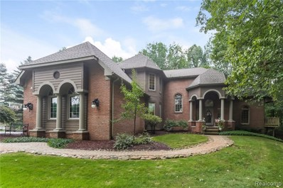 8873 Kelly Lake Dr, Clarkston, MI 48348 - #: 21500162