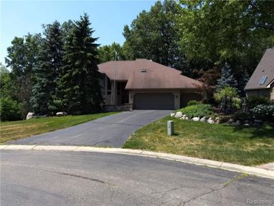 4278 Forest Valley Crt, Waterford, MI 48328 - #: 21500274