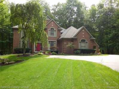 1562 Forest Bay Crt, Wixom, MI 48393 - #: 21501420