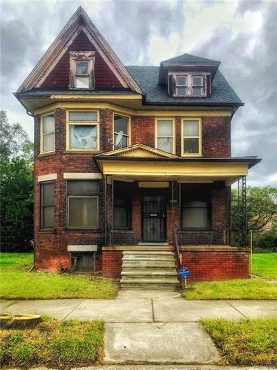 2708 McGraw St, Detroit, MI 48208 - #: 21502084