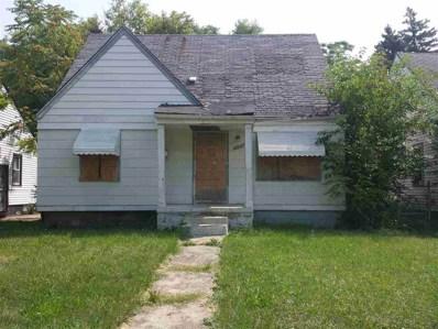 19390 Hasse, Detroit, MI 48234 - #: 21502980
