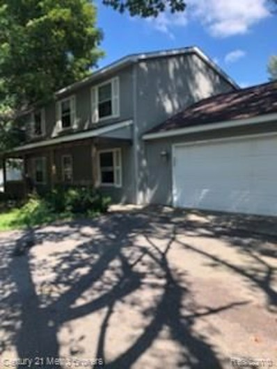 3888 Nelsey Rd, Waterford, MI 48329 - #: 21503367