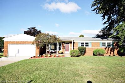 37823 Irene Dr, Sterling Heights, MI 48312 - #: 21503642