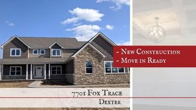 7701 Fox Trace Rd, Dexter, MI 48130 - #: 21504103