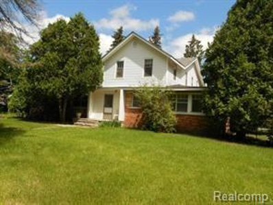 4145 Clintonville Rd, Waterford, MI 48329 - #: 21504223
