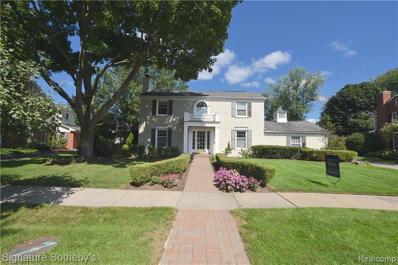 140 Hamilton Rd, Bloomfield Hills, MI 48301 - #: 21504283