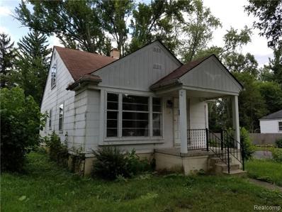 18900 Riverview St, Detroit, MI 48219 - #: 21504559