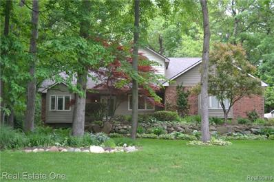 9211 Nottingham Crt, Clarkston, MI 48348 - #: 21504592