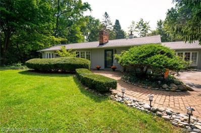 662 Wattles Rd, Bloomfield Hills, MI 48304 - #: 21505312