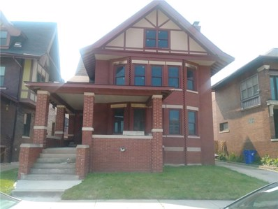 308 Eliot St, Detroit, MI 48201 - #: 21505563