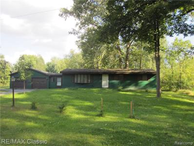 385 Jennings Rd, Whitmore Lake, MI 48189 - #: 21506080