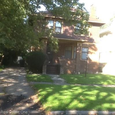 12709 Northlawn St, Detroit, MI 48238 - #: 21508545