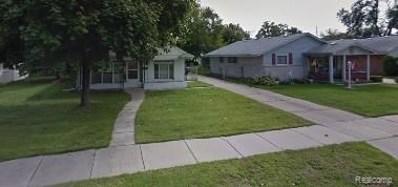 3915 Cornell St, Dearborn Heights, MI 48125 - #: 21509369