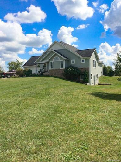 11635 Bohne Rd, Grass Lake, MI 49240 - #: 21510004