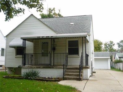 4439 Mildred, Wayne, MI 48184 - #: 21511763