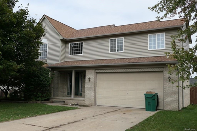 31697 Crystal Creek Dr, Chesterfield, MI 48047 - #: 21513762