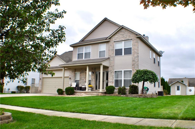 1704 Acorn Valley Dr, Howell, MI 48855 - #: 21513918