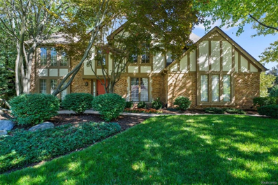 2854 Steamboat Springs Dr, Rochester Hills, MI 48309 - #: 21513950