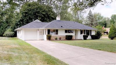 2332 Rutherford Road, Bloomfield Hills, MI 48302 - #: 21514221