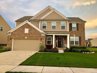 24618 Padstone Dr, South Lyon, MI 48178 - #: 21514330