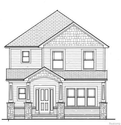 1407 Cherokee Ave, Royal Oak, MI 48067 - #: 21514820