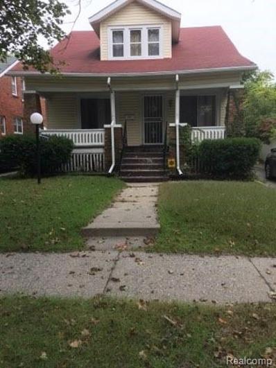 16154 Inverness St, Detroit, MI 48221 - #: 21514823