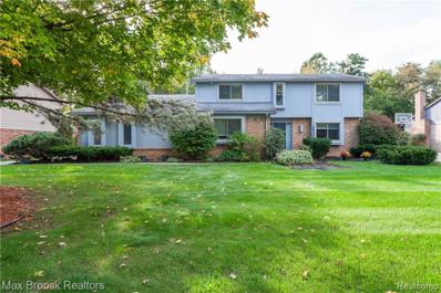 29307 Birchcrest Way, Farmington Hills, MI 48331 - #: 21515687