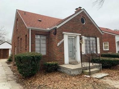 18441 Manor St, Detroit, MI 48221 - #: 21515974