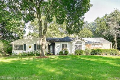 4145 Orchard Hill Dr, Bloomfield Hills, MI 48304 - #: 21516005
