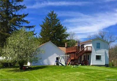 1169 Lake Nepessing, Lapeer, MI 48446 - #: 21516341