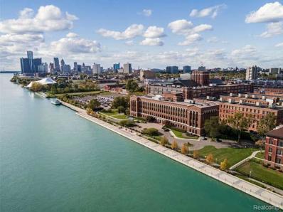200 River Place Dr UNIT Unit#6, Detroit, MI 48207 - #: 21516421