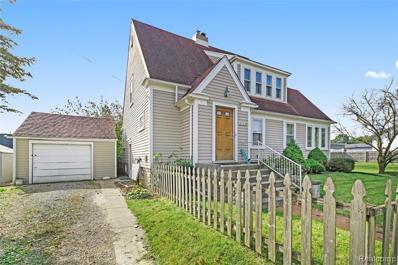 37235 Evans St, New Boston, MI 48164 - #: 21516616