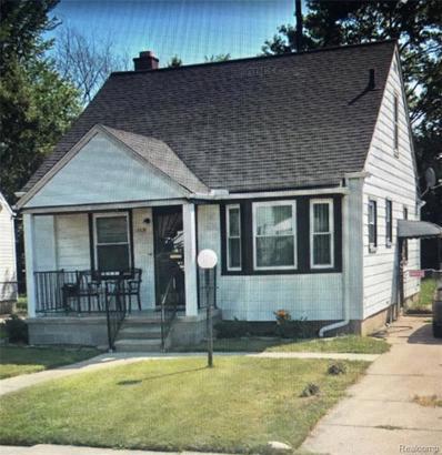 8845 Pierson St, Detroit, MI 48228 - #: 21519372