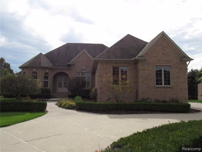 6084 Adams Crt, Washington, MI 48094 - #: 21519636