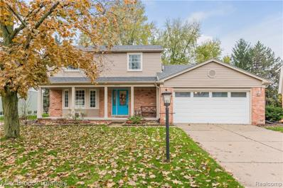 3232 Cedar Key Dr, Lake Orion, MI 48360 - #: 21521291