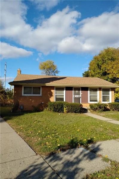 20554 Blackstone Crt, Detroit, MI 48219 - #: 21524123