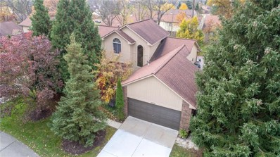 6328 Ashwood Ln, West Bloomfield, MI 48322 - #: 21524529