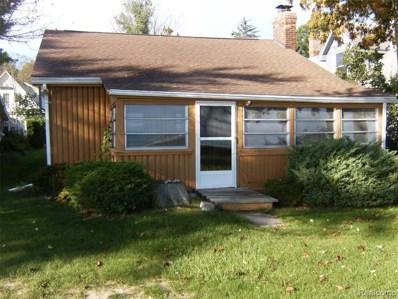 5342 Lakeshore Rd, Fort Gratiot, MI 48059 - #: 21524986