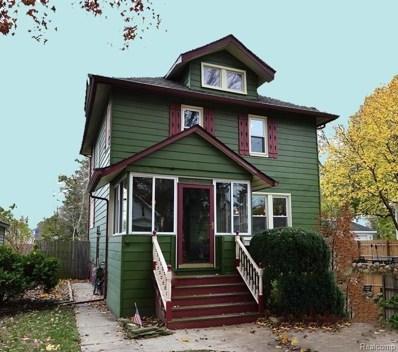 815 Louis Ave, Royal Oak, MI 48067 - #: 21526468