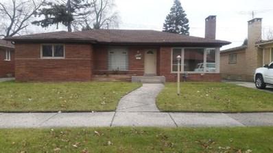 19424 Robson St, Detroit, MI 48235 - #: 21527049